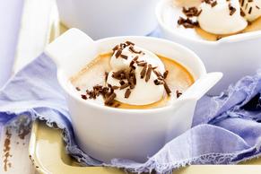 Mocha-Creme Caramel Cups