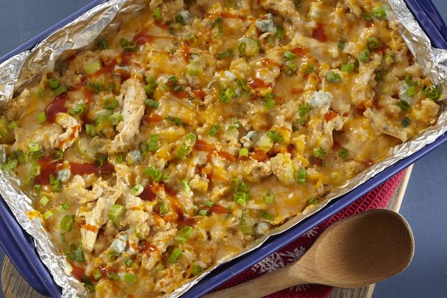Casserole de quinoa au poulet Buffalo Image 1