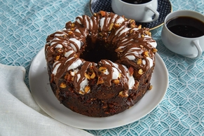 Slow-Cooker Rocky Road Monkey Bread