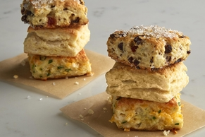 Cream Cheese-Buttermilk Biscuits