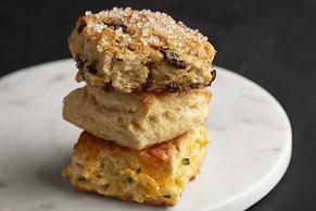Biscuits au babeurre et au fromage à la crème  Image 2