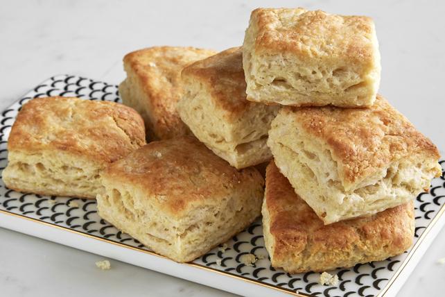 Biscuits au babeurre et au fromage à la crème  Image 1