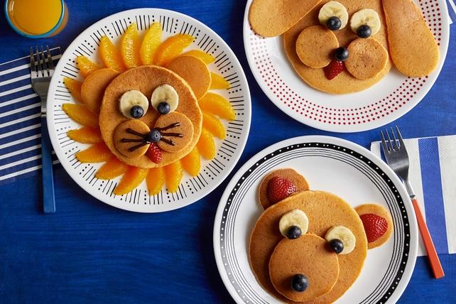 Animal Pancakes Image 1