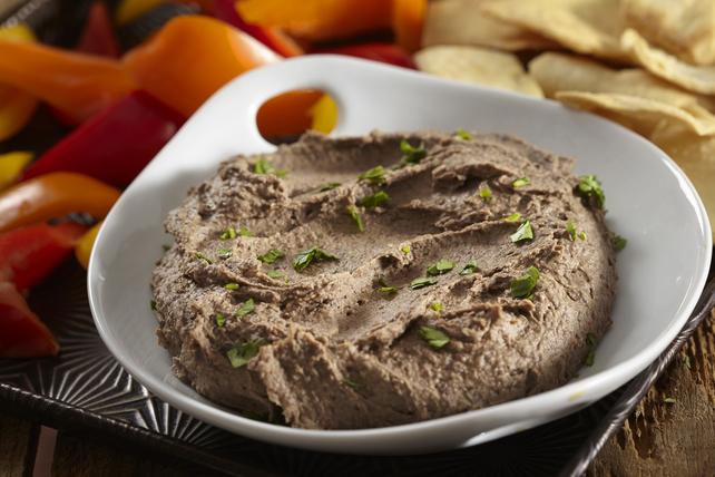 Black Bean Hummus Image 1