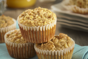 Apple-Granola Muffins