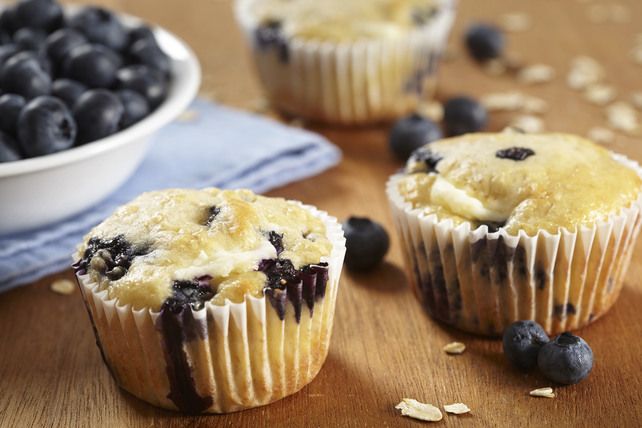 Blueberry Cheesecake Muffins Image 1