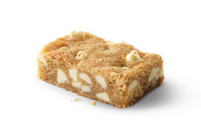 Brown Butter Blondies Image 1
