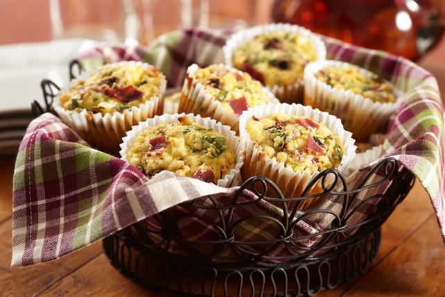 Cornbread Mediterranean Muffins Image 1