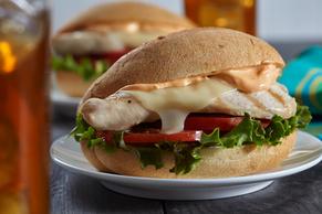 Sriracha Chicken Sandwich