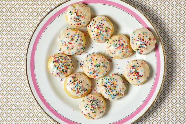Biscuits italiens au citron et au ricotta Image 1