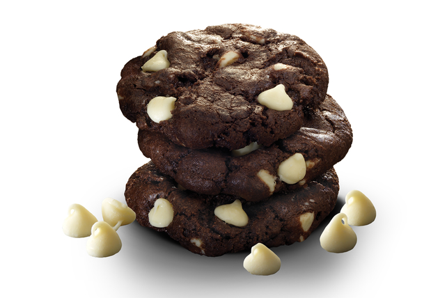 Double-Chocolate Cookies Image 1