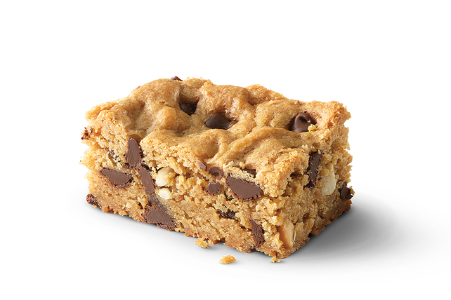 Peanut Butter-Chocolate Chip Bars Image 1