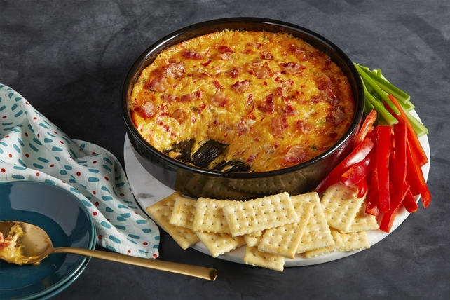 Bacon-Pimiento Cheese Dip