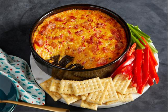 Bacon-Pimento Cheese Dip Image 1