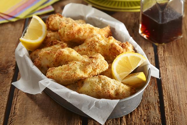 Bâtonnets de poisson cuits à la friteuse à air chaud Image 1