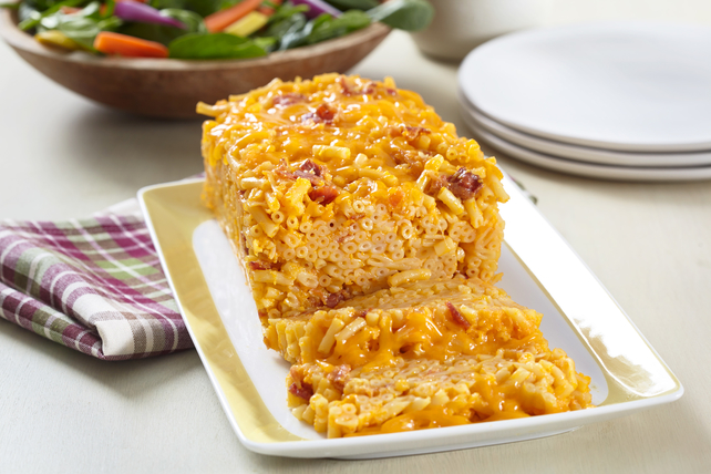 Mac-and-Cheese Loaf Image 1