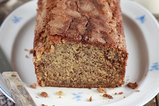 Brown Sugar-Cinnamon Banana Bread Image 1