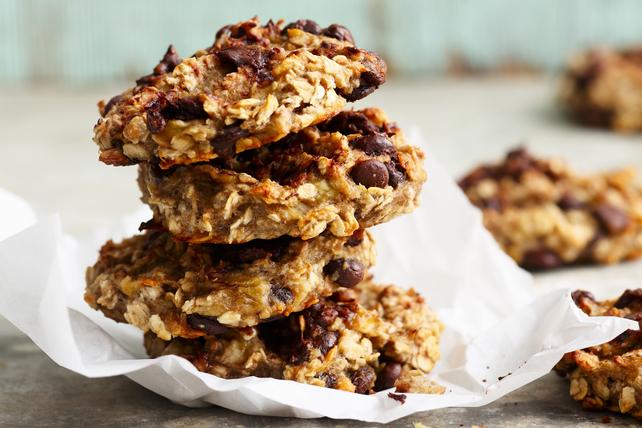 Biscuits à l'avoine et aux brisures de chocolat Image 1