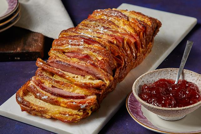 Monte Cristo Pull-Apart Loaf Image 1