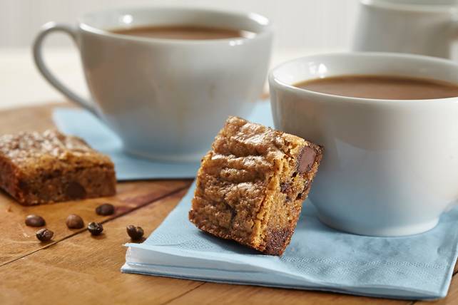 Blonde Coffee Blondies Image 1