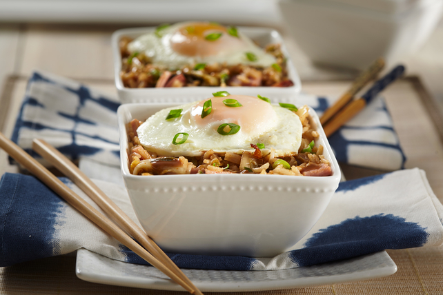Kimchi-Fried Rice  Image 1