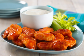 Air-Fryer Boneless Buffalo Chicken