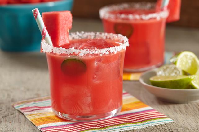 Watermelon-Jalapeño Margarita Image 1