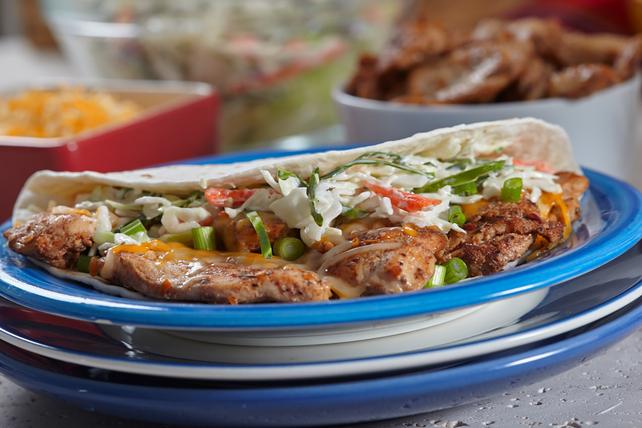 Jerk Chicken Tacos Image 1
