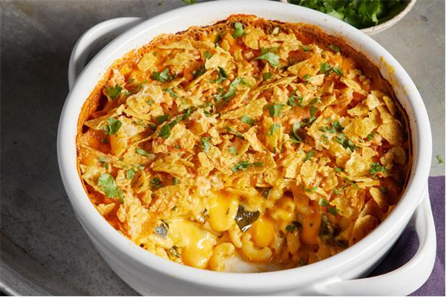 Macaroni au fromage crémeux à la mode du Sud-ouest Image 1