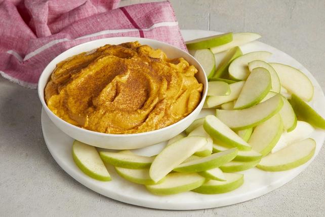 Easy Pumpkin Pie Dip