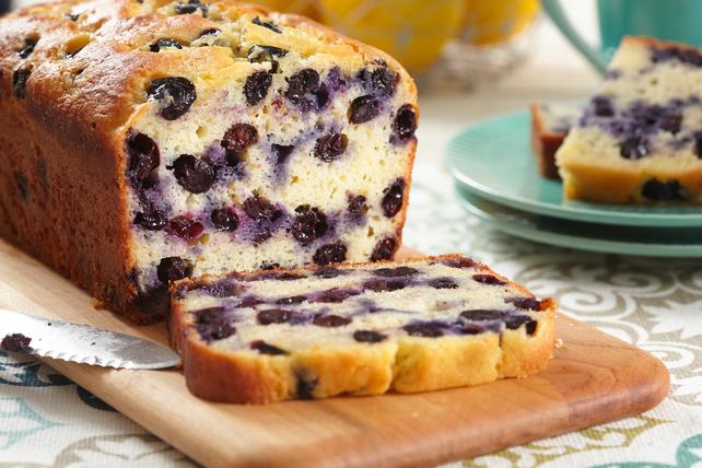 Lemon-Blueberry Bread Recipe Image 1