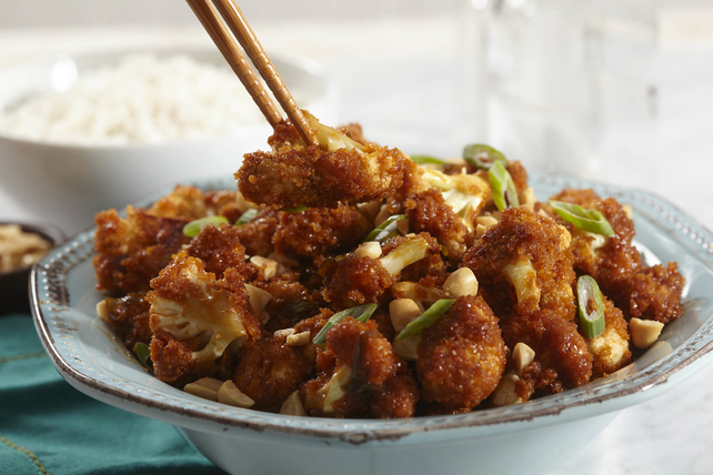 General Tso's Cauliflower Image 1