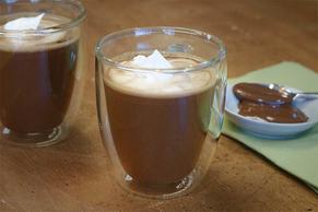 Creamy Chocolate-Hazelnut Coffee