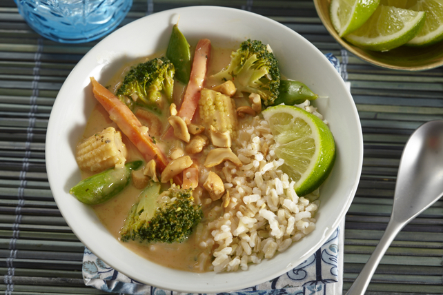 Easy Coconut Curry Image 1