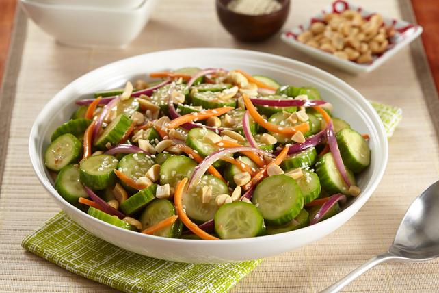 Japanese Cucumber Salad Image 1