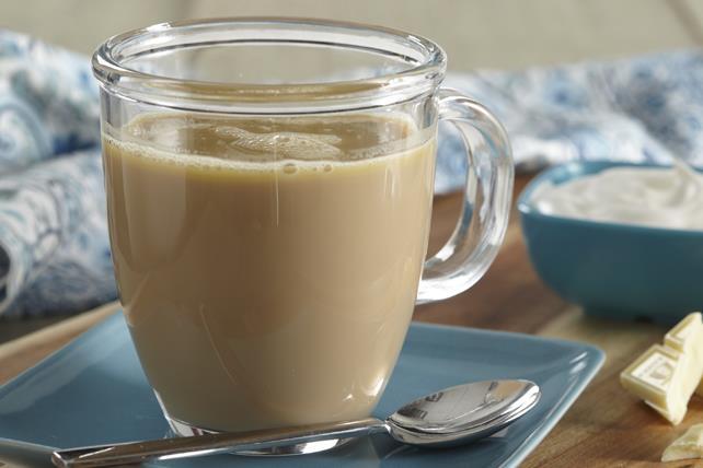 Café moka au chocolat blanc  Image 1