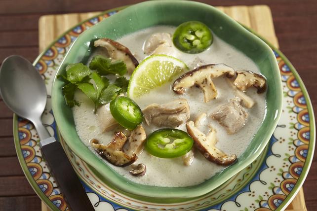 Thai Coconut Soup Image 1