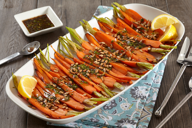 Grilled Carrots Image 1