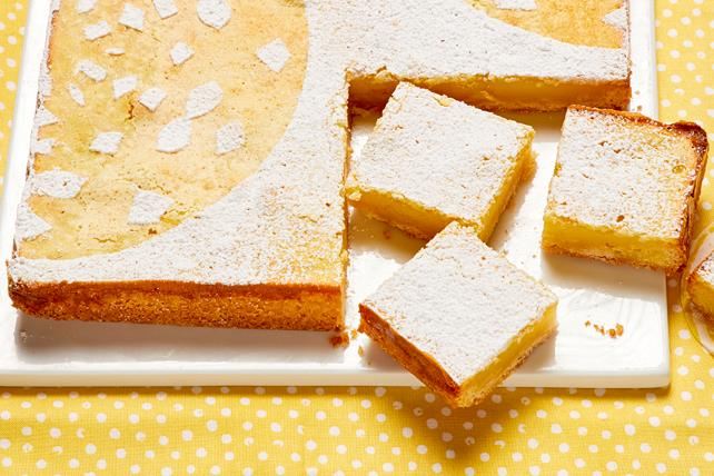 Easy Lemon Bars Image 1