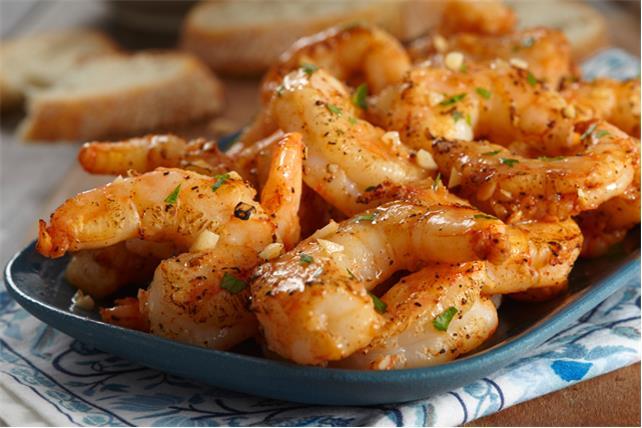 Crevettes barbecue façon Nouvelle-Orléans Image 1