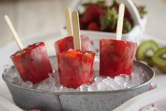 CAPRI SUN Frozen Strawberry- Kiwi Pops Image 1