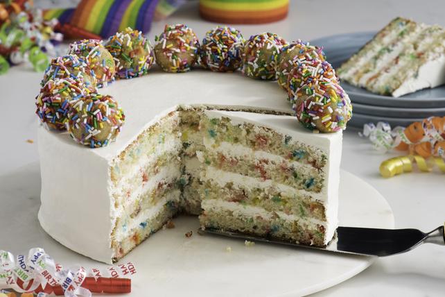 Happy Birthday Cake Image 1