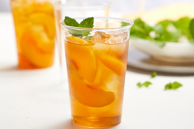 Mint-Peach Tea  Image 1