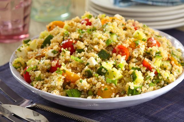 Quinoa Tabbouleh Salad Image 1