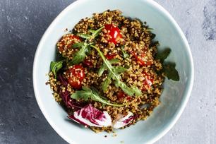 Quinoa-Arugula Salad
