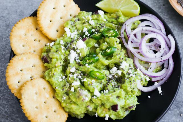 Guacamole au jalapeno et aux graines de chia Image 1