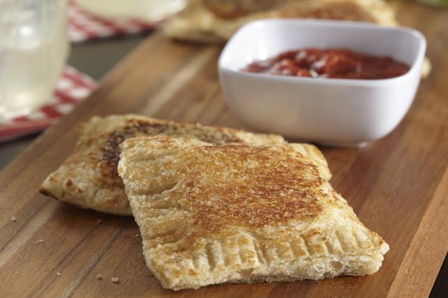 «Ravioli» de sandwich au fromage fondant Image 1
