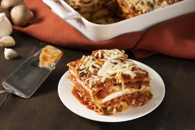 Easy Chicken Parmesan Lasagna Image 1