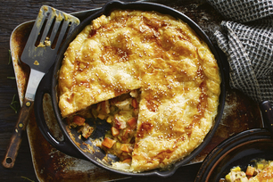 Country Chicken Pie