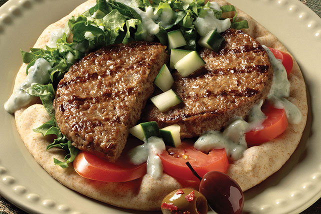 Gyro Burgers Image 1
